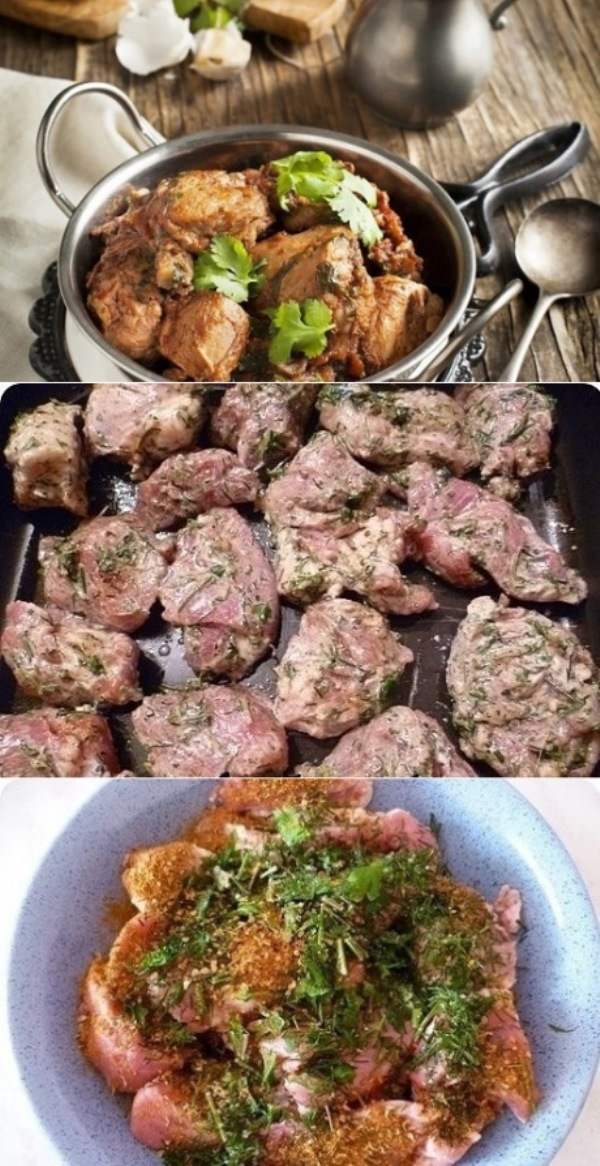 Мясо по-грузински. ТЕПЕРЬ МЯСО ПО-ДРУГОМУ НЕ ГОТОВЛЮ!