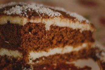 Этот новый торт Баунти сметается за минуту