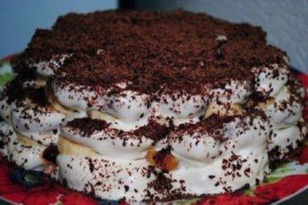 Рецепт вкусного торта за 10 минут. Даже духовка не понадобится!