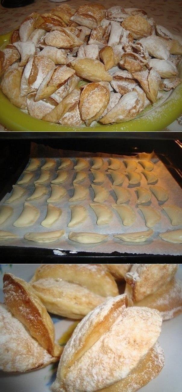 Эти воздушные пирожные Мидии покорят всех своим вкусом. Беспроигрышный вариант!