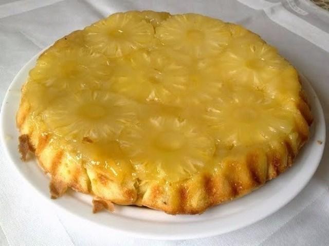 Непревзойденный ананасовый пирог. Рецепт, который так долго искала! Делюсь сокровенным!