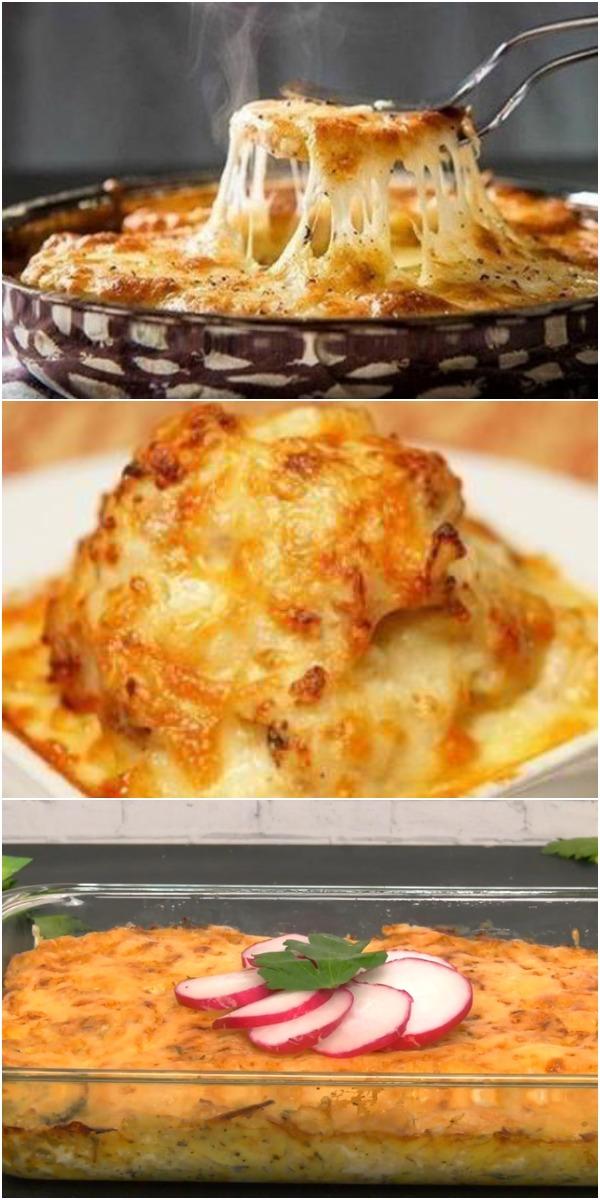 Я готовлю картошку только так!