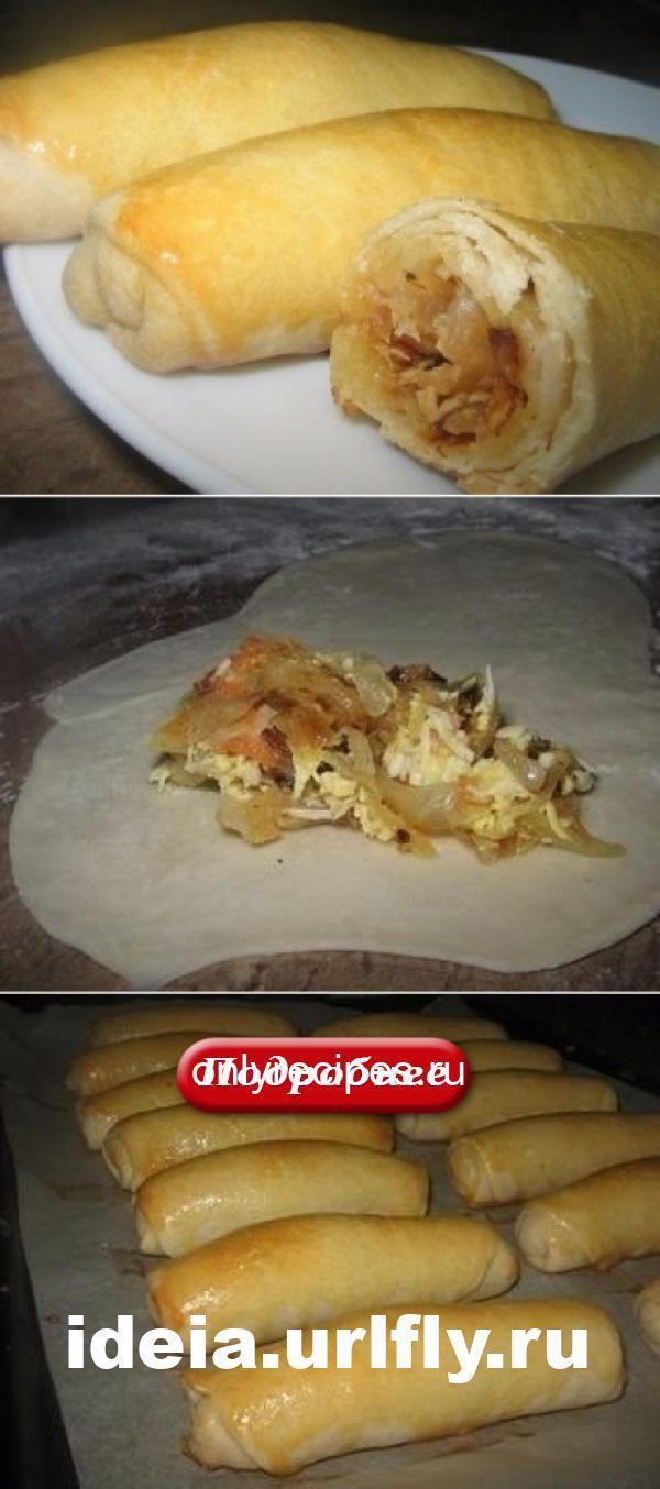Супер-пирожки с капустой просто сказка! Вкуснотища невероятная!