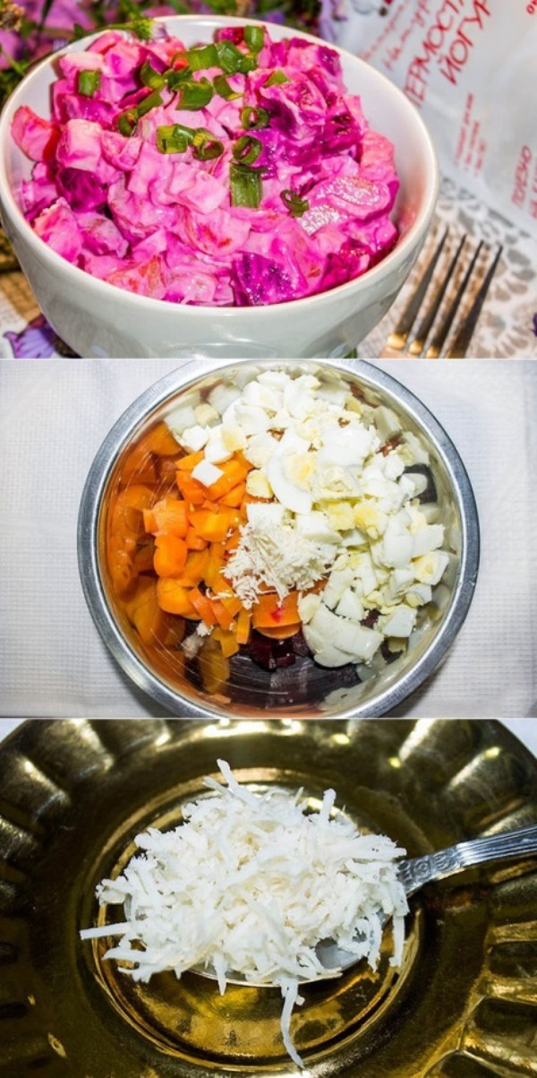 Подруга угостила новым салатом «Деревенский»: и я в него «влюбилась»!