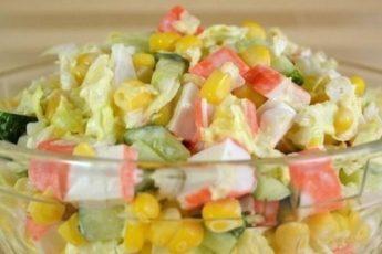 Это салат покоряет простотой и вкусом! Все продукты у вас уже есть!