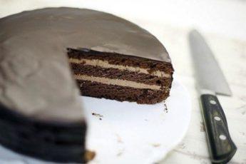 Вкуснющий торт Прага: этот десерт вскружит голову любому сладкоежке!