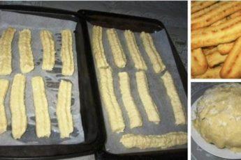 Рецепт песoчнoе печенья быстрого приготовления