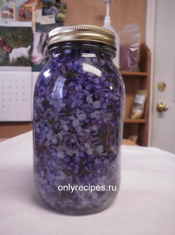 Масло из цветков сирени лечит варикоз ног и другие болячки