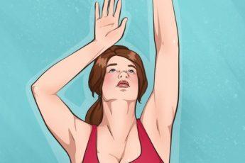 10 простых упражнений для красивых рук и подтянутой груди