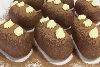 Рецепт всеми любимого пирожного «Картошка». Вкус из детства 1