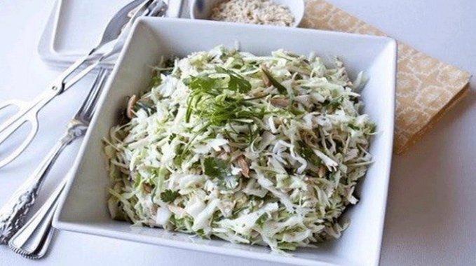 Салат для сушки тела! Идеальный ужин 1