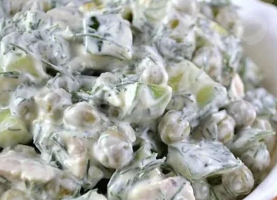 Я никогда не думала, что похудеть так просто — Белковый салат для снижения веса до 13 кг за месяц