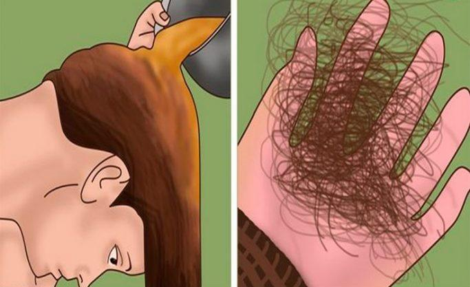 Эти три ингредиента остановят выпадение волос, восстановят их силу и блеск за 1 раз 1